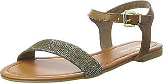 Eu 36 bronze 279900930 Bride Tom Tailor Sandales Or Cheville Femme xBW8xFzyqw