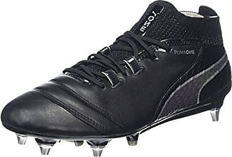 Sg Puma silver Eu 42 Hombre black Negro De 17 Mx Fútbol One 1 black Zapatillas Para qIIf1wB