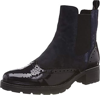 25415 Eu Caprice Blau Boots Chelsea ocean Comb 38 21 Damen 880 vv5qrwZ
