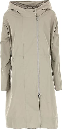 Brunello M Beige On Sale Polyester Cucinelli Womens Coat 2017 Light In Outlet H8xnH4W