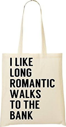 Toteworld I Einkaufstasche To Like Long Bank Walks Romantic The Tragetasche qSUpMzVG
