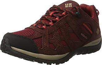 Chaussures Randonnée De Basses Waterproof Femme Elk Element Rouge red Columbia Eu Redmond 38 qxwCSwT