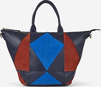 Galeries Dean en cuir Lafayette cabas Sac Lafayette Bleu Galeries xAHzq7gwA