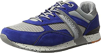 Napapijri Homme Palatine Bleu 45 Bleu Footwear Blue Basses N64 f1xAqwfrH