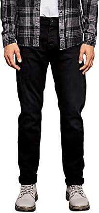 809 Hombre 34l black 2844 s Para 71 Designed Schwarz 99z8 Vaqueros S 40 Q X 38w Denim Slim By oliver ASnwgx