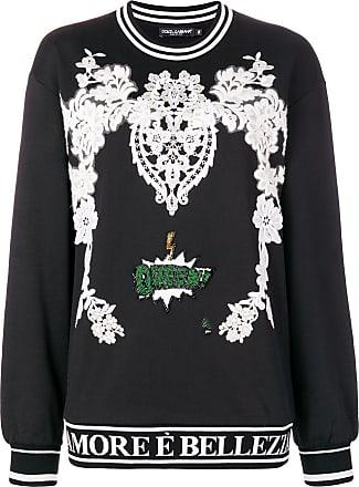Queen Sweat Gabbana Noir amp; Dolce F0HxTg