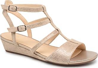 En Parram Dames Sandalen Voor Clarks Spice Brons Goud 4HqUIY