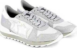 Colore Sneaker Argento Stars Bianco In 2 Atlantic Shiny Suede 5PxYg15wq