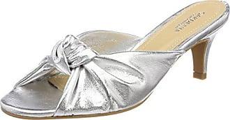 Argent Goprasa Bout Femme 37 Silver Eu Copenhagen Ouvert Escarpins Gardenia eclat BxwYAO6