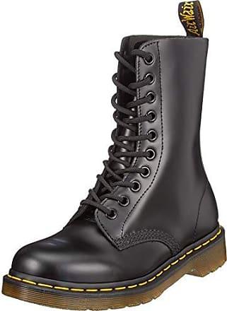 Martens black Negro Eu 1490 43 Dr Botas Unisex Militares 6xOqdWd