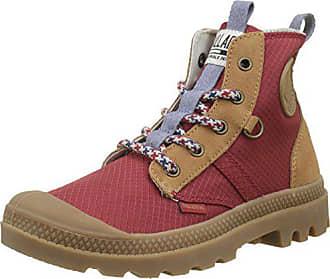brw 39 L05 Gold twibl Hohe erwachsene Pallabrousse Sneaker chili Pepper Palladium Rose Retro Mehrfarbig Unisex Eu 6qwzxC4a