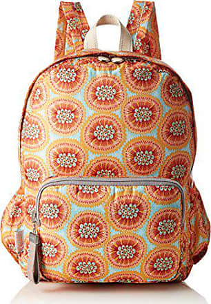 b Oilily Fruit Enjoy H 13x40x30 X Mujer Lvz orange Backpack Cm T Passion Naranja Bolsos Mochila Hq71wrHEx