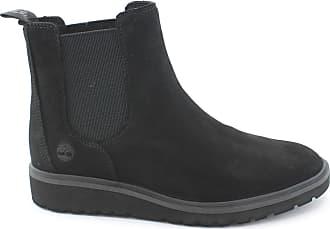 A1rgv Beatles Timberland Femme Light Chaussures Noires Bottes Noir COpqd