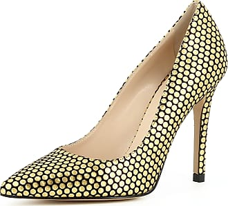 Evita Goldfarben heel pumps High Goldfarben Shoes »alina« R7YrxZqwt7