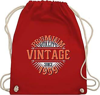 Vintage 1959 Turnbeutel Gym Rot Geburtstag Wm110 60 Shirtracer Unisize amp; Bag wxCBOna