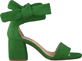 Selene Fabienne Heeled Chapot Groene Sandalen vqXwx4zX