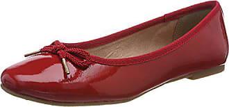 Tamaris 39 Taille Patent Rouge 22123 Eu Femme Ballerines chili rwrq7