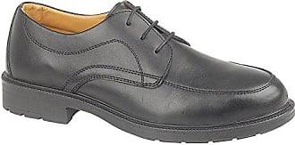 Work Mens Black Steel Safety Shoes Fs65 Amblers q8O7w0Tn