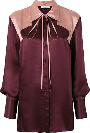 Ricci Chemise Dinspiration Bicolore Nina Rouge Western Hngqzzdw