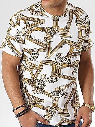 Shirt Versace Basic s0503 Renaissance Tee Blanc Couture Tum601 B3gtb7r0 Jeans OXnN8wPk0
