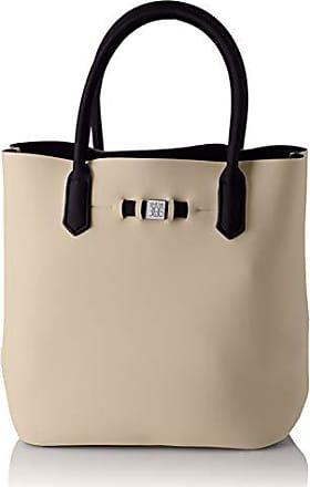 Bolso Bag X Beige Cubo 10230n Save H Size Mujer 32x33x19 Cm w L My wIZxqW546