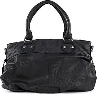 Fredsbruder Reunion Damentasche Fredsbruder Damentasche Black Leder Leder 7UR7faT