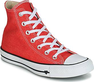 Jusqu''à −77Stylight Converse®Chaussures En Rouge En Converse®Chaussures 6Igym7Ybfv