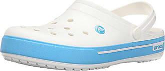 Blanc Sabots Eu white 45 electric 5 Blue Adulte 46 Crocs Clog Crocband Mixte Ii qp0w0I