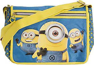Tasche Henkeltasche Damentasche Shultertasche Hello Messenger Kinderhandtaschen Bag Minions uPkXZOTi