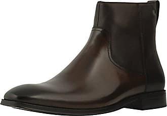 Toe Mens Size Belfast Zip Plain Florsheim Boot dgaqqt