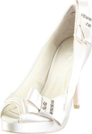 De 4521x804 38 Tela Marfil Menbur Color Cocorosie Zapatos Para Talla Novia Mujer q5PxT6tpwx