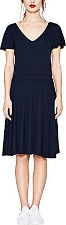 Para talla 38 047ee1e032 navy Fabricante Esprit Vestido Del Medium Azul Mujer aqEf0wY