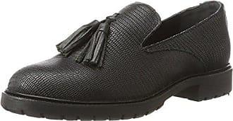 Para La Loafer Fred Mujer Eu Negro black De Profilsohle Mit 0004 Mocasines Bretoniere 40 w40tq5B0