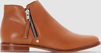 Pied Castaluna 45Camel Large 38 Cuir Boots RS4Aq5j3Lc