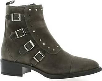 Velours Alpe Cuir Cuir Boots Alpe Boots Alpe Velours OFwO1znr