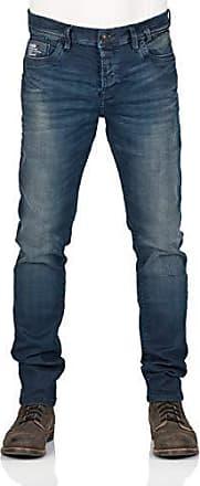 Servando D alloy W40 Hombre Wash 51536 l36 X Azul Para Ltb Tapered Jeans Vaqueros AFwZqZ