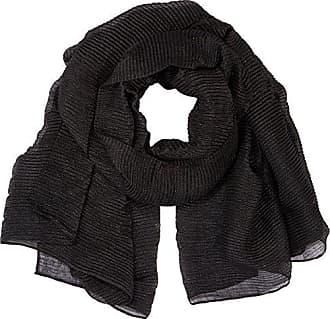 Scarf My Bufanda 2999 Para Mujer Tom Tailor Negro Talla black Única Highlight wZqSqgt