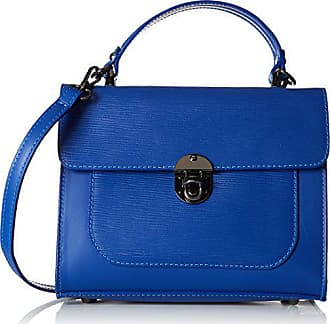 Borse De Chicca Hombro X H w 25x20x13 Azul Size Cm L Bolso Mujer dqtvtr