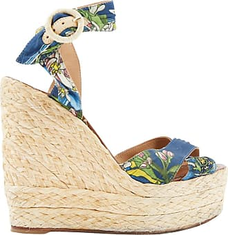 Gabbana Toile Sandales Occasion Dolce En amp; px1R65w5Xq