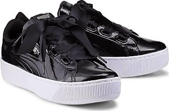 Puma Für In Sneaker Vikky Platform Ribbon Gr 37 Schwarz Mädchen rYwrAtq