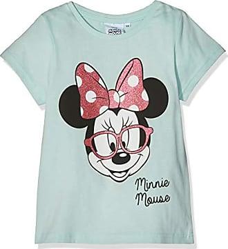 Minnie Camiseta blue 8 Para Azul Mouse Disney Specs 7 Años Pink Niñas Odq1awnf