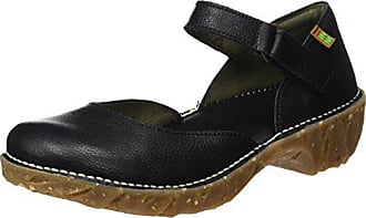Zapatos Negro Yggdrasil Naturalista Soft Grain S Mujer Punta El De black Cerrada Eu 4 a Uk Tacón Ng50 Con 37 q40Bw6pg