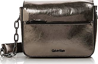 Metal7x15x21 MujerGrisgun Out X Cmb Small Bandolera Klein H MetalicBolsos T Bag Night Shoulder Calvin 80vmNwn