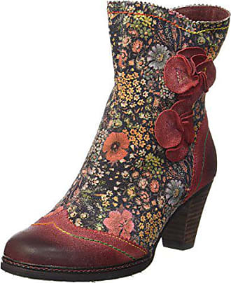 Laura Rouge Classiques Cerise 15 rouge Femme Vita Bottes Rot rIgrYxzq