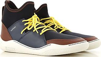 Für Lanvin Im Outlet Sneaker HerrenTennisschuhTurnschuh Günstig SaleSchwarzNeopren201741 PkZTwOilXu