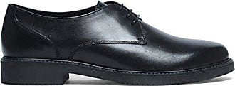 Leder Damen Schuhe Schwarz Schnürschuhe Sacha Plateausohle wIvTx6pq
