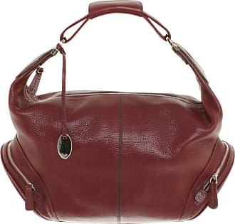 Handtasche Tod's In Damen Bordeaux Leder Gebraucht rYqqwSnH5