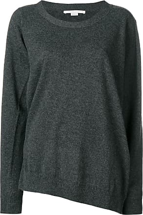 Stella Gris Sweater Loose Fitted Mccartney 1a18Oqx