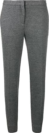 Trousers Fabiana Creased Tapered Filippi Gris 5YxYwqUzn