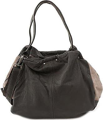 Cm X 35 Damen H b Fredsbruder 5 Leder Schultertaschen 23 Umhängetaschen Handtaschen Schwarz 20 T Shopper 5 C0q8Og0w